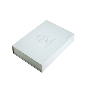 wholesale snow white paper gift box
