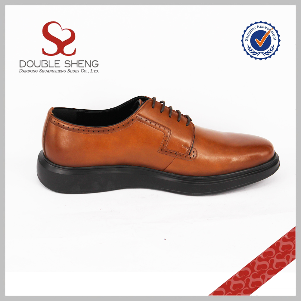 lace dress shoes mexican latest leather up pure color Custom men breathable zpUxIqHB