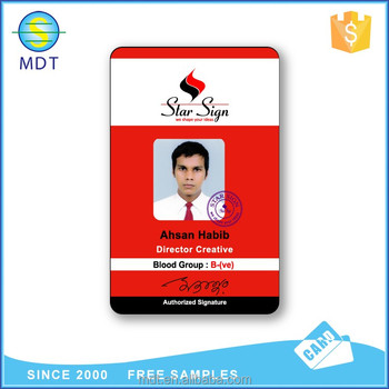 Card Employee Smart Id On com Alibaba Card - smart Pvc Product Buy Blank Facebbok
