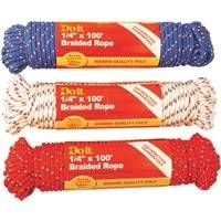 Do It Best Global Sourcing: 1/4X100 Polybraid Rope 703149 2Pk