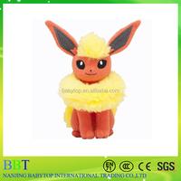 Nanjing toy factory pokemon go cartoon plush child stuff toy