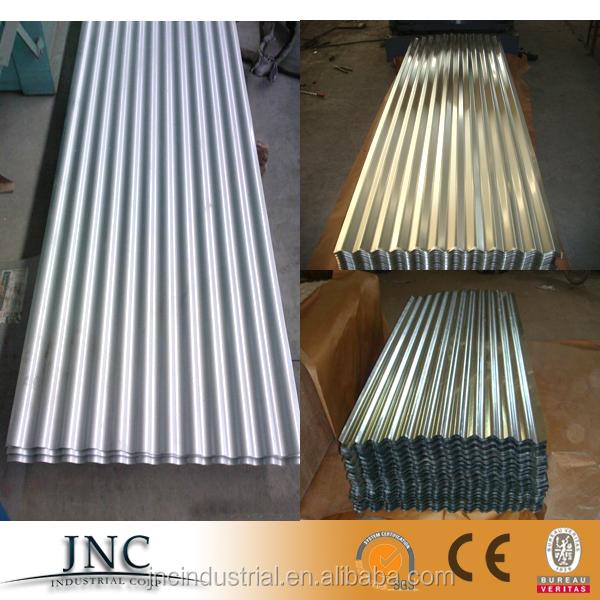 Price Of Cheap Colored Transparent Corrugated Galvanized