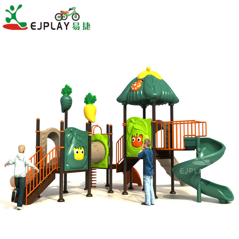 Fashion Sell Customized Outdoor Playground--Kids Entertainment Equipment
