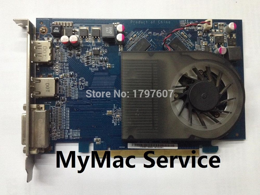 648533-001 For HP HD6570 1G DDR3 Video Card Fully Tested