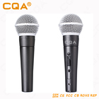 CQA SM 58 Dynamic Wired Electet Wiring Handheld Vocal Microphone