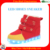 Supply new design snow boot Children winter shoes with led lights