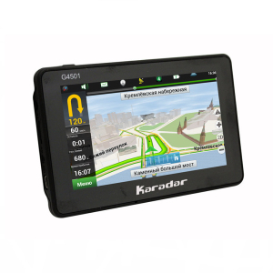 Wireless Back Camera Car Portable GPS Navigation