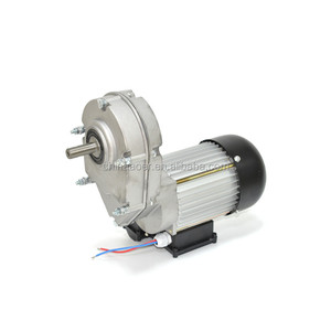 Aoer 1/3 HP,230v,1400 Rpm single phase small gear box speed reducer motor