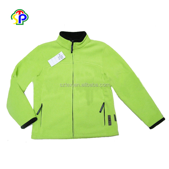 Custom Womens Polar Micro Soft Fleece Jacket Camping & Hiking Wear