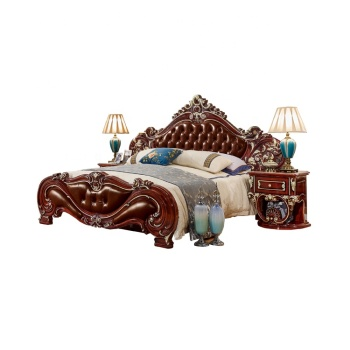American Modern Style Royal Furniture Antique Girls Bedroom Sets - Girls-bedroom-furniture-style