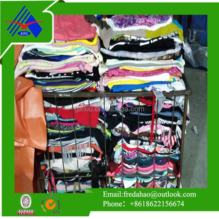 High quality japan bales used clothes