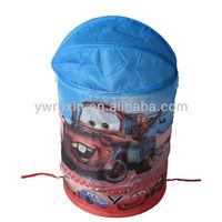 waterproof stackable pop up storage bin/waterproof foldable home laundry bags
