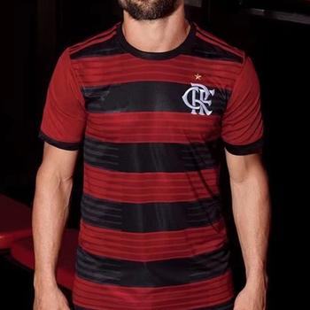 4dcc17c821 Wholesale soccer jersey 2018 19 flamengo away,soccer uniforms, Camisa de  futebol,home