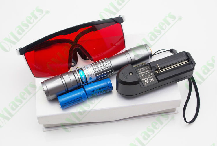Oxlasers Ox B40 450nm 3000mw 3watt Focusable Burning Blue