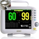 ICU room patient monitor&modular touch screen patient monitor CE