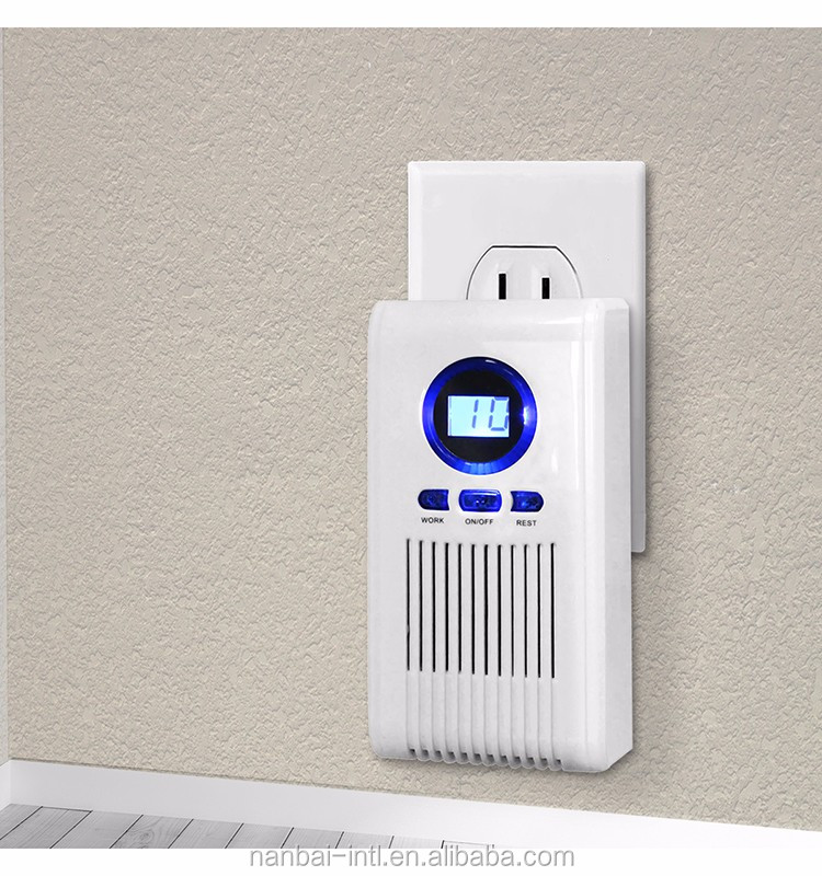 Mini ozone generator sanitizer AC100~240v Ozone <strong>air</strong> for household
