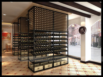 Shentop Stainless Steel Wine Rack Cabinet Cabinet Refrigerated ...