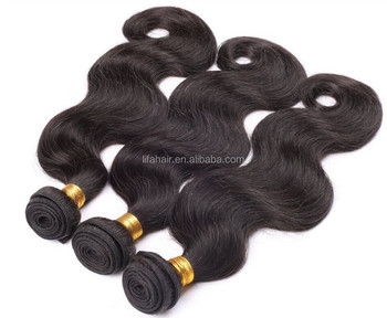 Body wave cheap good quality hair extensions