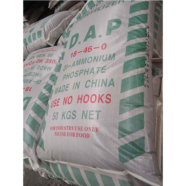 DAP fertilizer 18-46-0 diammonium phosphate for agriculture