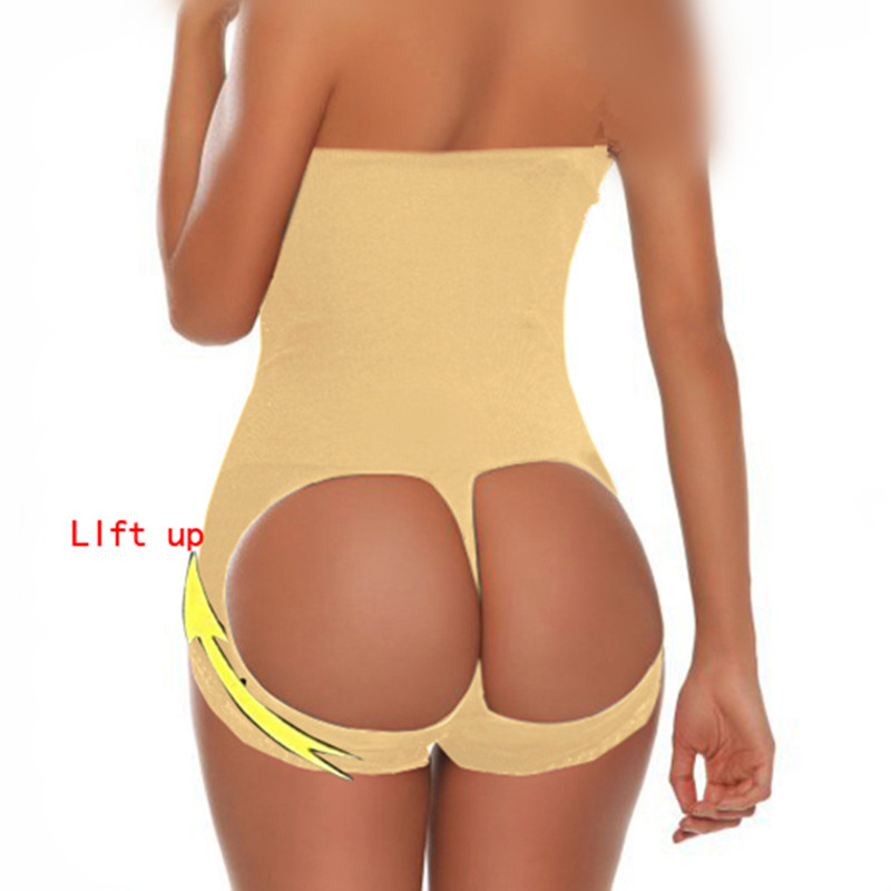 334fc62d2d5 Sexy Body Shapers High Waist Butt Lifter Butt Lift Shaper Butt Booty Lifter  with Tummy Control Butt Enhancer Waist Trainer