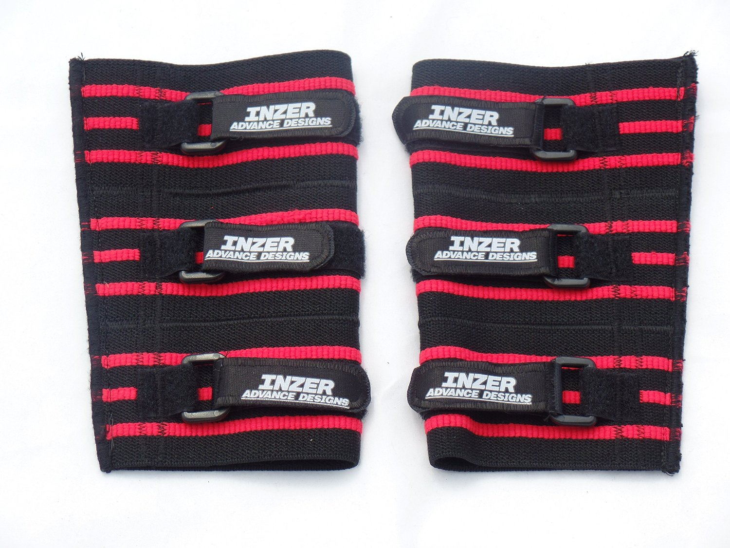18fd5e624a Get Quotations · Inzer XT Elbow Sleeves (Pair) - Powerlifting, Weightlifting,  Strongman