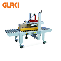Gurki Low Cost Automatic Box Folding And Taping Machine