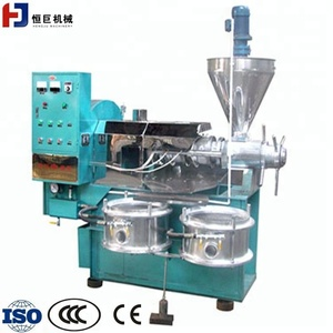 Oil Press Cold Press Extractor Expeller Machine
