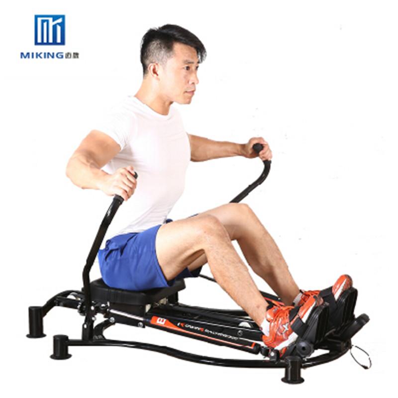 Legs Indoor Rowing Machine Arm Abdomen Exercise To Lose