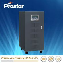 380V DSP Controlled 3 Phase Low Frequency Online UPS 15KVA