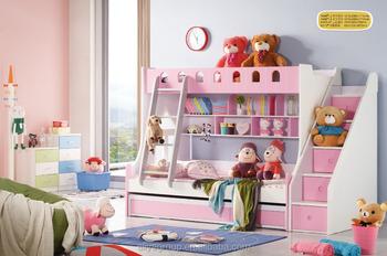 Camera Letto Rosa : Zc children camera da letto rosa letto a castello con cassetto