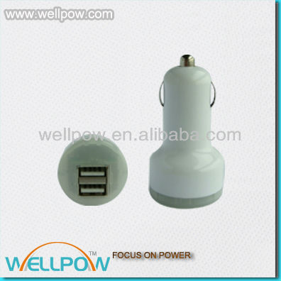 Usb Power Adapter Car Charger Adapter For Apple Iphone 4g 3g 3gs 4s