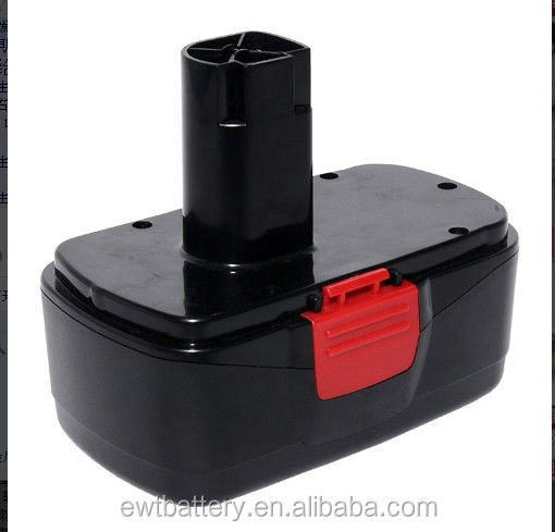 19.2 Volt Battery Packs Replacement for Craftsman Cordless C3 130279005 11375 17191 11376 315.115410 1323903 pp2011