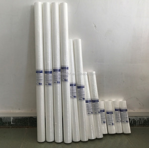 10/20/30/40 inches PP/String Wound/PP Yarn melt blown 0.1 micron sediment water treatment filter cartridges for water process