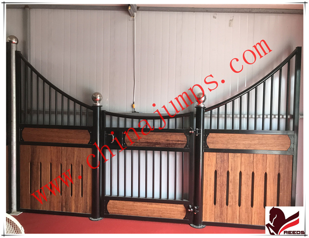 Horse Stall Bamboo material Stable Customized