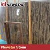 Newstar 2cm natural mable, cultured marble slabs