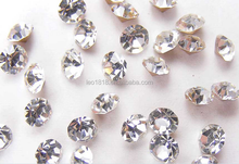 Pure Color Shining Crystal Rhinestone Chaton SS12