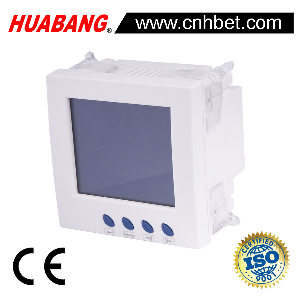 PD668E Multi function LED display smart RS485 MODBUS Three phase Power Meter