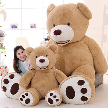 Schön 51 Inch Giant Teddy Bear Plush Toy Life Size Teddy Bear 1 Pcs 130cm Kids  Toys
