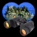 2016 High Quality 60x60 3000M High Definition Night Vision Hunting Binoculars Telescope free shipping