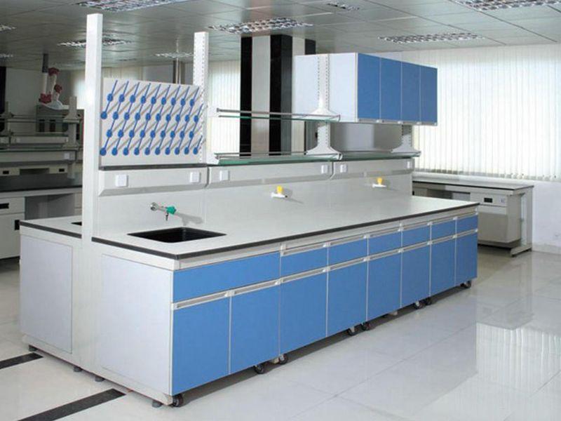 Banco Di Lavoro Per Laboratorio Chimico : Attrezzature di laboratorio panca isola laboratorio di chimica per