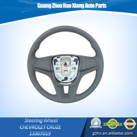 Alibaba Supplier Auto/Car Accessories Leather Steering Wheel For Chevrolet CRUZE 13307019