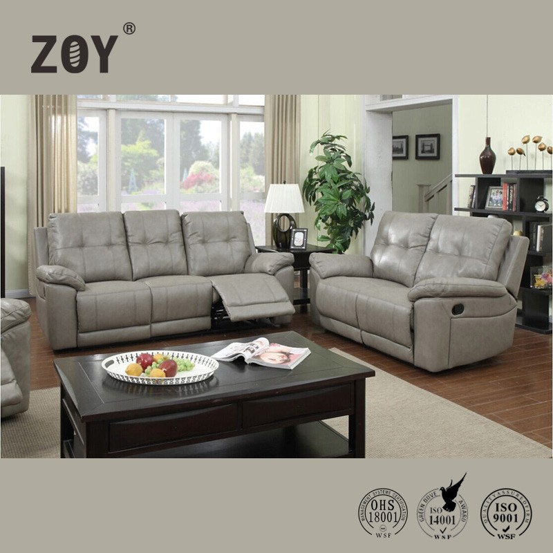 Leather Lounge Rocker Chair Suites Zoy-98510