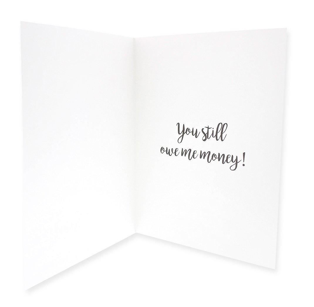 Assorted Greeting Cards 6 Handwritten Designs Paper Folding Custom Greeting Cards