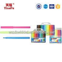 Rainbow colorful liquid magic color pen wholesale