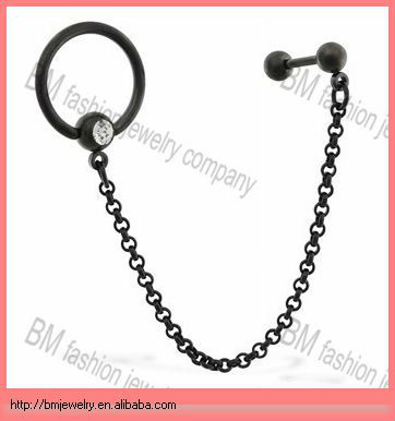 16 Gauge Black Coated Straight Barbell