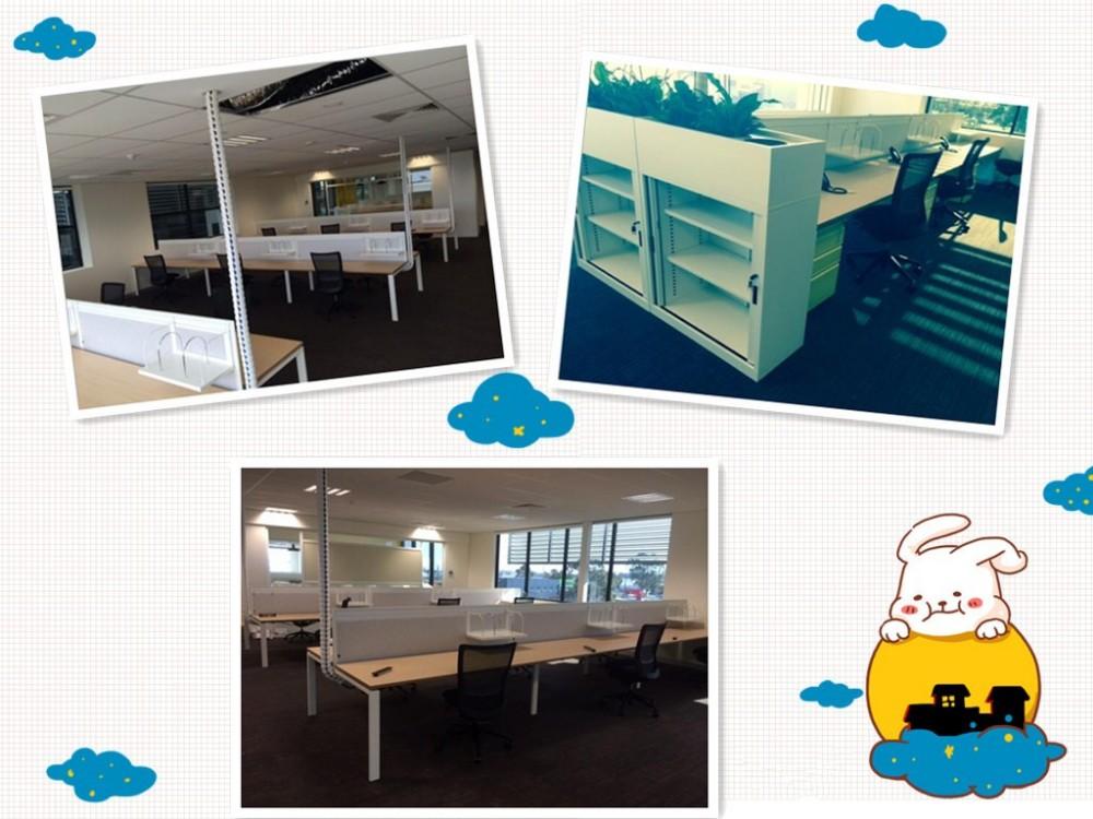Latest Office Furniture Design Staff TablesClerk DesksWork