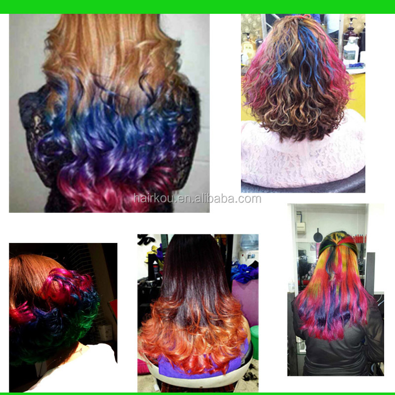 Temporary Hair Dye Colors Without Peroxide,Ice Cream Hair ...