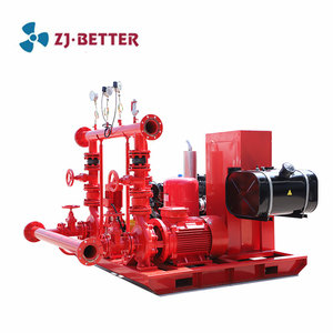 Great engine powered EDJ Fire Pump Set