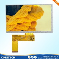 "7"" inch 800x480 capacitive touch screen"