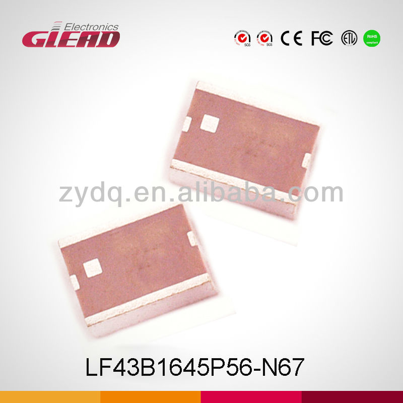 Multilayer Dielectric Filters for LNB-LF43B1645P56-N67